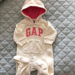 Gap onesie